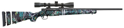 "Mossberg Patriot Youth Super Bantam, 6.5 Creedmoor, 20"", 5rd, 3-9x40mm, Muddy Girl Serenity"