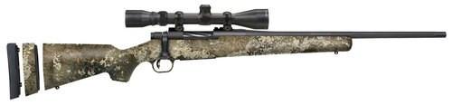 "Mossberg Patriot Youth Super Bantam, 7mm-08 Rem, 20"", 5rd, 3-9x40mm, TrueTimber"