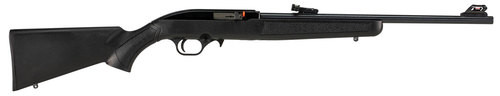 "Mossberg 702 Plinkster Youth, .22 LR, 18"", 10rd, Blued, Black"