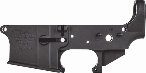 Anderson Lower Elite AR-15 Stripped Receiver