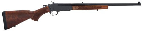"Henry Single-Shot Youth, .243 Win, 22"" Barrel, American Walnut, Black"