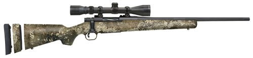 "Mossberg Patriot Youth Super Bantam, .243 Win, 20"", 5rd, 3-9x40mm, Natural Camo"