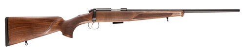 "Steyr Zephyr II .17 HMR, 19.7"" Barrel, Walnut Stock, Black Mannox, 5rd"