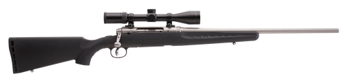 "Savage Axis XP 350 Legend Weaver 3-9x40 Scope, 18"" SS Barrel, Ergo Stock,"
