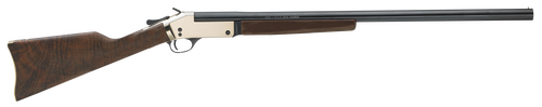 "Henry Singleshot Brass .45-70 Govt, 22"" Barrel, American Walnut, Blued"