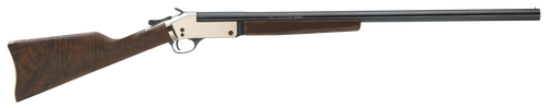 "Henry Singleshot Brass .44 Mag, 22"" Barrel, Walnut Stock, Blued Barrel"