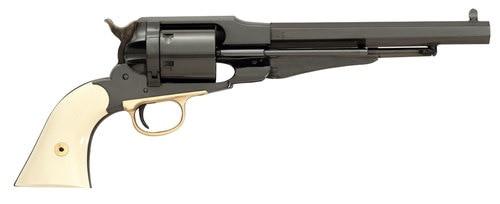 "Taylor's Lawdawg .45 Colt, 8"" Barrel, 2-Piece Ivory Grip, 6rd"