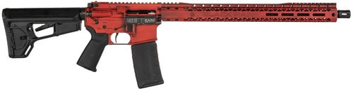 "Black Rain Ordnance SPEC3G 5.56/.223, 18"" Barrel, Magpul ACS-L Stock, Red Battleworn, 30rd"