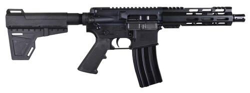 "Inter Ordnance M215 Micro M-Lok 7 With Brace 556mm/223, 7.5"" Barrel, 30rd"