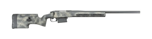 "Bergara Premier Ridgeback 6mm Creedmoor, 26"" Threaded Barrel, Fiberglass Stock,  Graphite Black, 5rd"