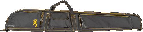 """Browning Flexible Shotgun Case, 54"""", Black & Gold"""