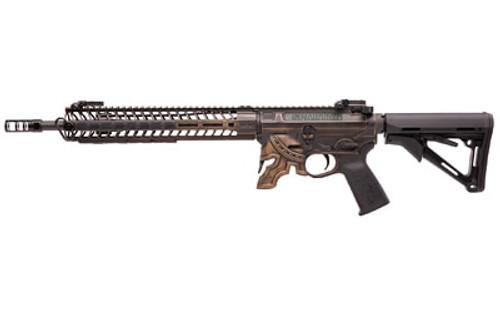 "Spikes Spartan Rifle 5.56/.223, 16"" Barrel, M-Lok, Distressed Bronze, No Magazine"