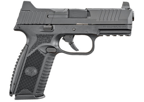 "FN 509 Mid-Size MRD 9mm, 4"" Barrel, Optic Ready, 15rd"