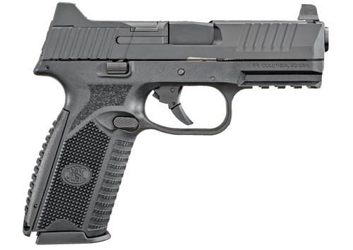 "FN 509 Mid-Size MRD 9mm, 4"" Barrel, Optic Ready, 10rd, Black"