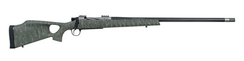 "Christensen Arms Summit Ti-TH .28 Nosler, 26"" Barrel, Aerograde Thumbhole, Black & Tan, 4rd"