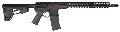 "Seekins Precision NX 5.56/.223, 16"" Barrel, Magpul ACS-L Stock, Black, 30rd"