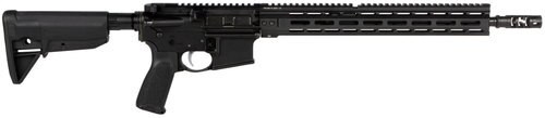 "Primary Weapons MK116 Mod 1 300 Blackout, 16.1"" Barrel, Adj Stock, Black, 30rd"