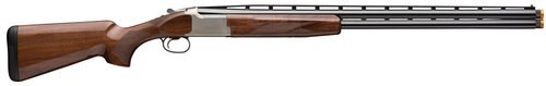 "Browning Citori CX White, Over/Under, 12 Ga, 3"" Chamber, 30"" Barrels, Silver Receiver, Walnut Stock, 3 Choke Tubes, 2Rd"