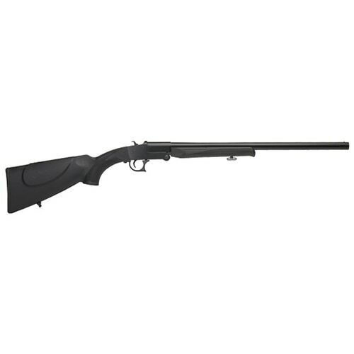 "ATI Nomad Single-Shot 20 Ga, 18.5"" Barrel, 3"", Black, Blued, 1rd"
