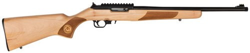 "Thompson Center T/CR22 .22 LR, 17"" Barrel, Hardwood Stock, Black, 10rd"