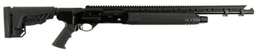 "Hatfield SAS Semi-Auto12 Ga, 20"" Barrel, 3"", 5-Position Adjustable Synthetic Black Stock, 4rd"