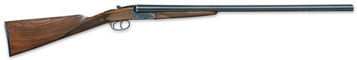 "IFG Iside Side-By-Side 410 Ga, 28"" Barrel, 3"", Wood, Case Hardened, 2rd"