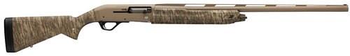 "Winchester Repeating Arms SX4 12 Ga 3.5"", 28"" Barrel, Flat Dark Earth, Mossy Oak Bottomland Stock, 3 Choke Tubes, 4 Round, Bead Sight"
