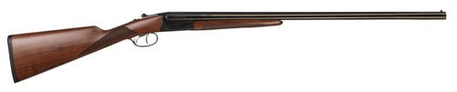 "CZ Bobwhite G2 Side-By-Side 12 Ga, 28"" Barrel, 3"", Brown/Black, 2rd"
