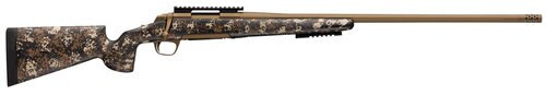 "Browning X-Hells Canyon Long Range 6.5 Creedmoor, 26"" Barrel, McMillan Stock, Burnt Bronze, 4rd"