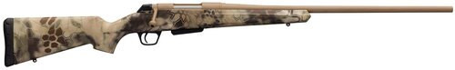 "Winchester XPR Hunter .270 Winchester, 24"" Barrel, Synthetic Kryptek Highlander Stock, Flat Dark Earth Perma-Cote, 3rd"