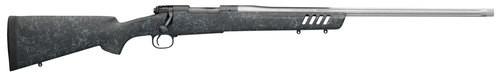 "Winchester Model 70 Coyote Light .308 Win, 24"" Barrel, Bell & Carlson Stock, Black/Gray Webbing, 5rd"