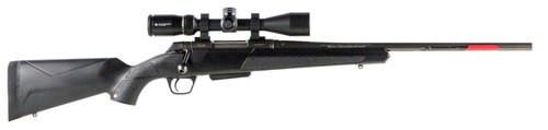 "Winchester XPR Compact .7mm-08 Rem, 20"" Barrel, Vortex Crossfire II 3-9x40mm Scope, Black, 3rd"