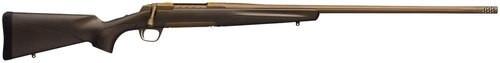 "Browning X-Bolt Pro Long Range 6.5 PRC, 26"" Barrel, Carbon Fiber Stock, Burnt Bronze, Stainless Steel, 4rd"