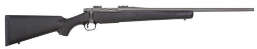 "Mossberg Patriot .22-250 Rem, 22"" Barrel, Synthetic Black Stock, Stainless Steel Cerakote, 5rd"