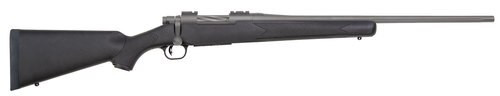 "Mossberg Patriot .300 Win Mag, 22"" Barrel, Synthetic Black Stock Stainless Steel Cerakote, 3rd"