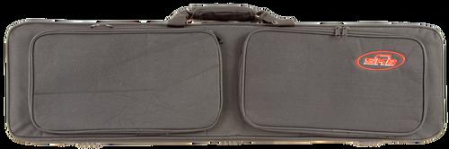"SKB Sports, Hybrid Breakdown Shotgun Case, Rugged Ballistic Nylon, Black Color, 34.00"" L x 9.00"" W x 5.50"" D"