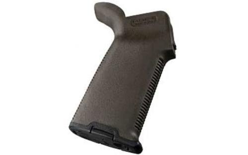 Magpul MOE Plus AR15/M16 Rubber Grip, Olive Drab Green