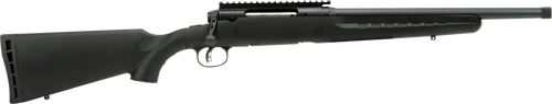 """Savage Axis II .300 Blackout, 16.125"""" Barrel, Synthetic Black Stock, Black, 4rd"""