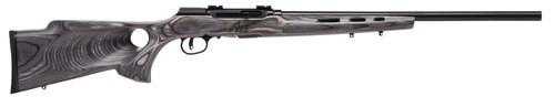 "Savage A22 Target .22 LR, 22"" Barrel, Black Laminate Thumbhole Stock, 10rd"