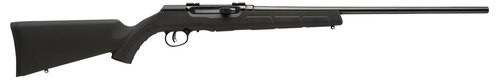 "Savage A17 HM2 17 HM2 (Hornady Mach 2), 20"" Barrel, Black Color, Black Polymer Stock, Detachable Rotary Magazine"