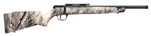 "Savage B22 FV-SR .22 LR, 16.5"" Barrel, Synthetic Overwatch Stock, Black Carbon, 10rd"