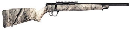 "Savage B17 FV-SR .17 HMR, 16.5"" Barrel, Synthetic Overwatch Stock, Black Carbon, 10rd"