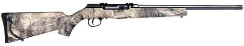"Savage A22 FV-SR .22 LR, 16.5"" Barrel, Synthetic Overwatch Stock, Black Carbon, 10rd"