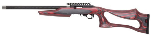 "Magnum Research Magnum Lite SwitchBolt .22 LR, 17"" Barrel, Red Evolution Laminate Stock, 10rd"