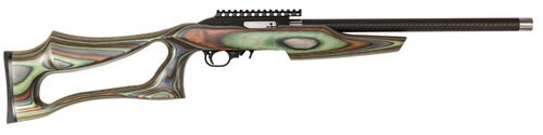 "Magnum Research Magnum Lite SwitchBolt .22 LR, 17"" Barrel, Forest Camo Evolution Laminate Stock, 10rd"