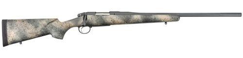 """Bergara Premier Highlander .270 Win, 24"""" Threaded Barrel, Fiberglass Stock, Sniper Gray, 4rd"""