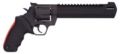 "Taurus Raging Hunter .454 Casull, 8.375"" Barrel, Black Rubber Grip, Black Aluminum, 5rd"