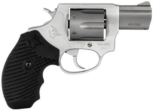 "Taurus 856, Revolver, 38 Special, 2"" Barrel, Alloy Frame, Stainless Finish, Polymer Grips, 6Rd"