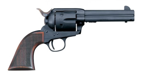 "Uberti 1873 Chrisholm .45 Colt, 5.5"" Barrel, Walnut, Matte Finished Steel, 6rd"