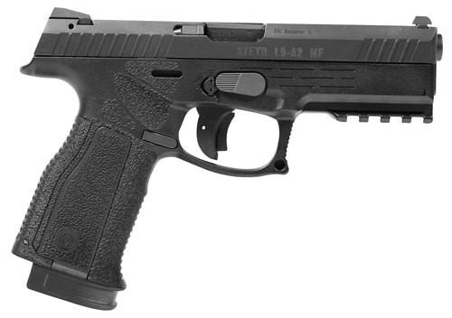 """Steyr L9-A2 MF 9mm, 4.5"""" Barrel, Trapezoid Sights, Black, 17rd"""
